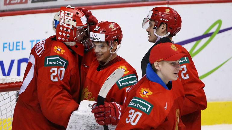 Россия разгромила Словакию в 1/4 финала МЧМ-2019 (Видео)