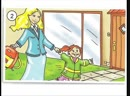 English for children. Spotlight 2. Page 45 ex 3 - Happy birthday, Lulu (1)