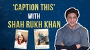 Shah Rukh Khan gives fun captions to his Zero co stars Anushka Katrina's pics ZERO Heer Badnaam