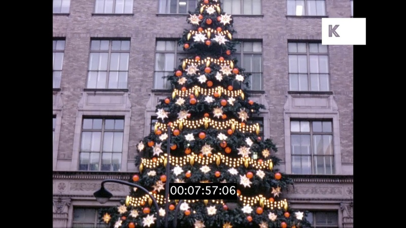 1960s Rockefeller Center New York, 16mm Color