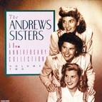The Andrews Sisters альбом 50th Anniversary Collection