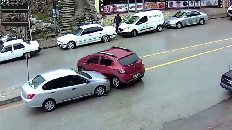 How To Not Drive Your Car on Russian Roads 2018 RUSYA ARAÇ KAMERASI KAZA KAYITLARI 20