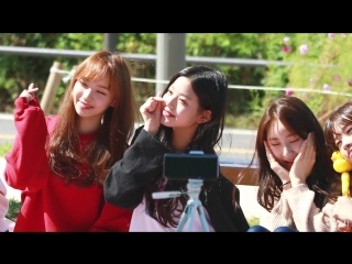 180922 IZ*ONE Holiday's V Live Jang Wonyoung fancam by류이