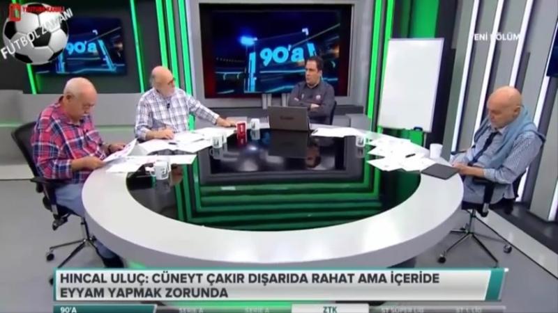 90A 18 Eylül 2018 Tek Parça Galatasaray Fenerbahçe Beşiktaş