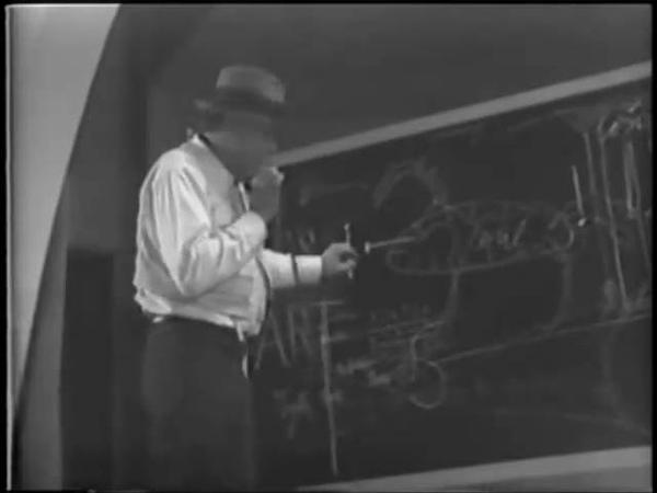 Joseph Beuys - Public Dialogue (Excerpt 3. Part 1/2)