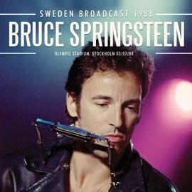 Bruce Springsteen альбом Sweden Broadcast 1988 (Live)