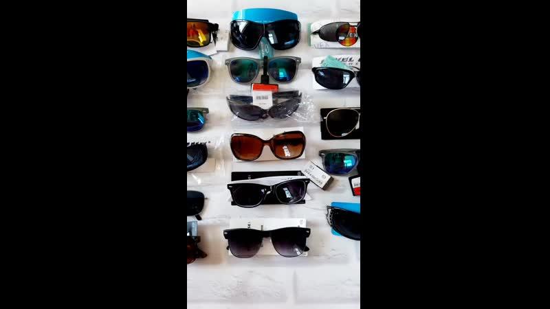 Сток 4 очки взрослые от солнца Италия, Германия
