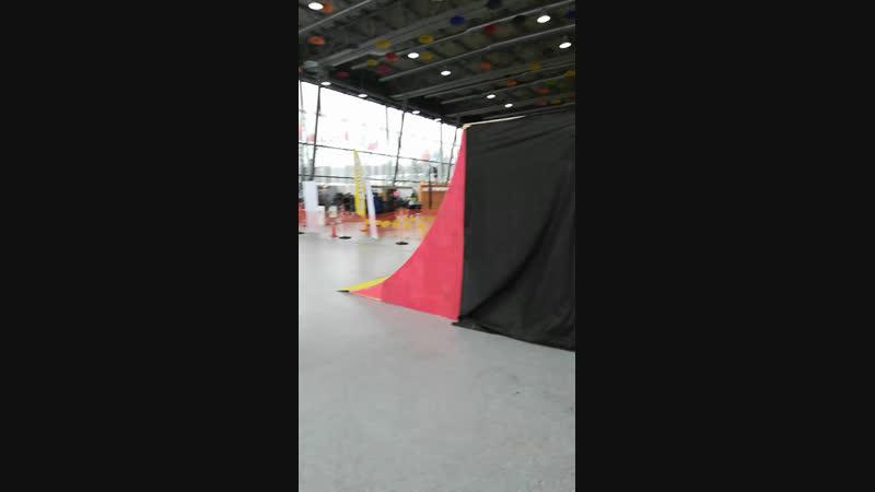 Live: SEROV IN RIDERS/экстремальный движ