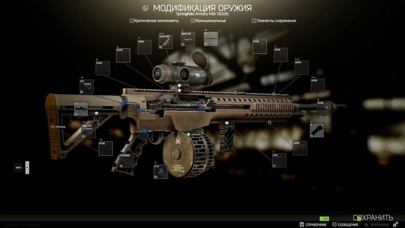 GUN PORN Escape from Tarkov