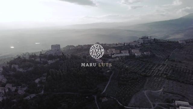 Maru LUTS - Yama package