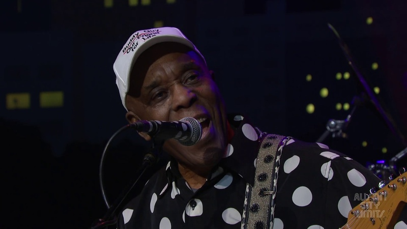 Buddy Guy on Austin City Limits Born to Play Guitar