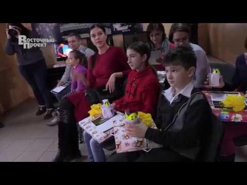 Победители конкурса рисунка из Краматорска и Славянска побывали в гостях у патрульной полиции