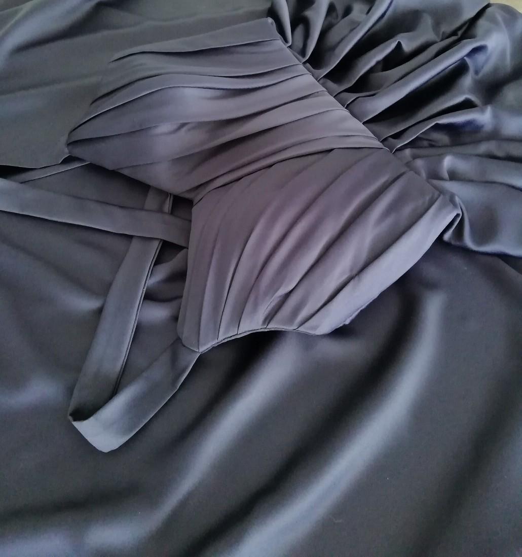 Платье для подружки невесты Жаль камера не передаёт всю красоту цвета.