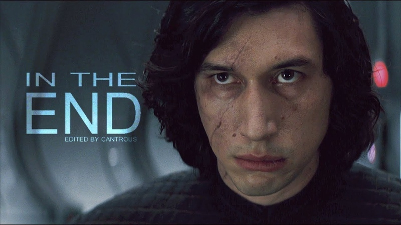 Kylo Ren In The End