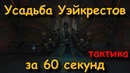 Усадьба Уэйкрестов за 60 секунд