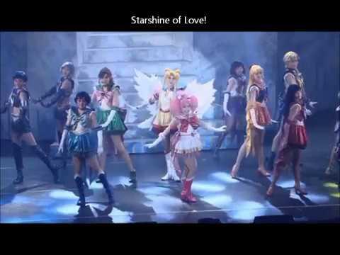 Sera Myu: Le Mouvement Final - Starshine of Love (w/sub) - Sailor Moon