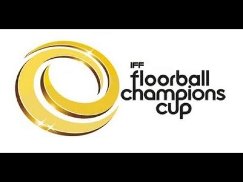 2019 CC Florbal MB v Floorball Köniz Men's 3rd place