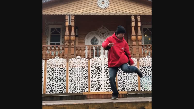 Bboy Andy - Freestyle Dance