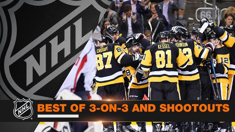 Best 3-on-3 OT and Shootout Moments from Week 1