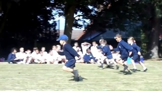 Fast kid runs like Usain Bolt · #coub, #коуб
