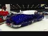 Cadillac Custom 1947 года на Автовыставке в Детройт