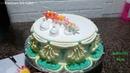 Decorating Simple Cream Cake 45 Trang Trí Bánh Kem Sinh Nhật Đơn Giản