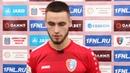 ФК Тамбов - Спартак-2 Москва 20. Флеш-интервью с Евгением Рагулькиным.