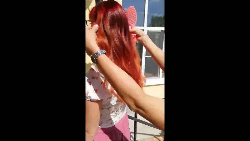 Окрашивание и стрижки волос краской Loreal Professional