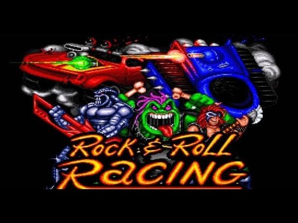 Стрим 12 : Rock'n'roll Racing (Sega Mega Drive) №1 | 100 подписчиков (Возможно)