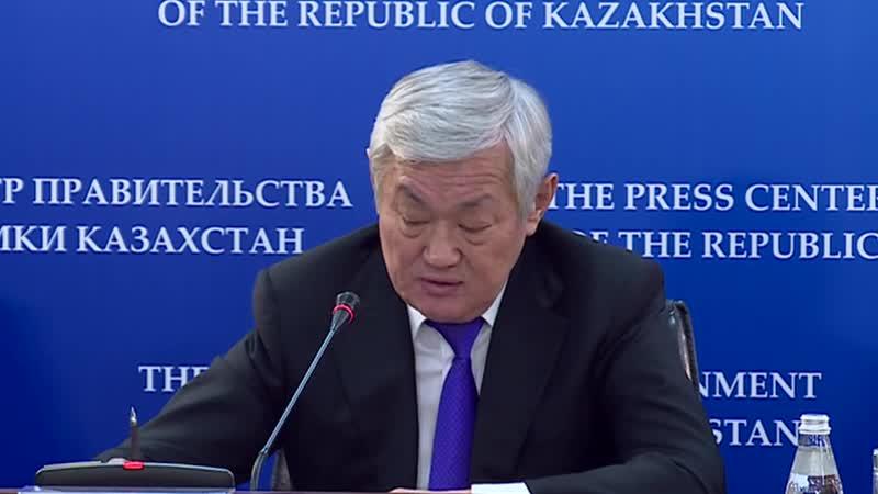 Биыл 1 млн ға жуық қазақстандықтардың жалақысы көбейеді Сапарбаев