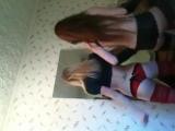 скрытая камера на вписке - Сексуальные танцы, школьницы, малолетки, после школы