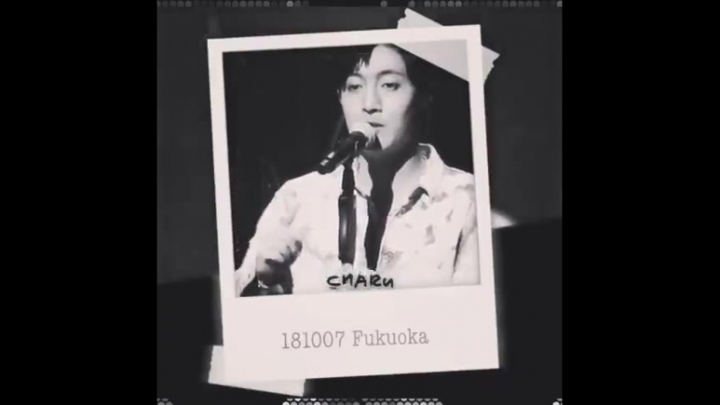 [2018.10.07] Kim Hyun Joong 一緒にTakemyhand at Fukuoka Sun Palace_1