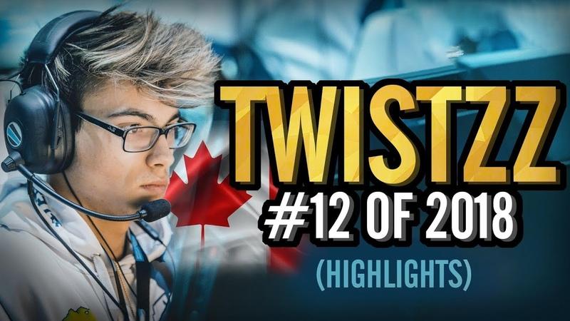 Twistzz - Astralis' Worst Nightmare? - HLTV.org's 12 Of 2018 (CS:GO)