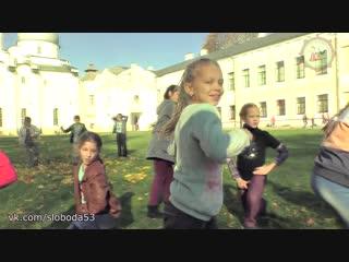 Танцы на свежем воздухе(Потешная Слобода)2018 г.
