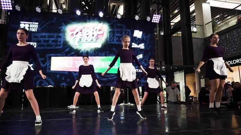 P I F P A V Crew Dance Show Juniors GOOD FOOT BATLE 2019