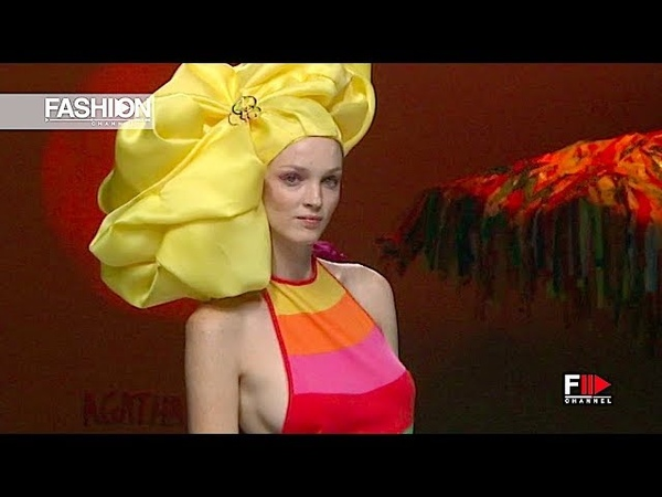 AGATHA RUIZ DE LA PRADA Spring Summer 2011 Madrid Fashion Channel