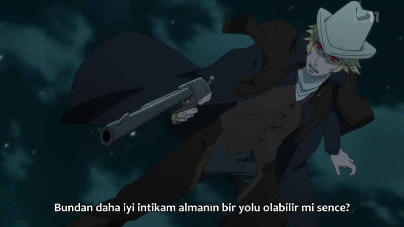 [Unmei Fansub] Tenrou - Sirius the Jaeger - 11 [720p]