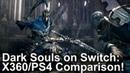 Dark Souls Remastered Digital Foundry analysis