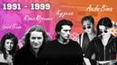 КАК МЕНЯЛИСЬ УКРАИНСКАЯ МУЗЫКА 90-е | УКРАЇНСЬКА МУЗИКА 1991-1999 | ТЕРИТОРІЯ А, ВУЗВ, АКВА ВІТА