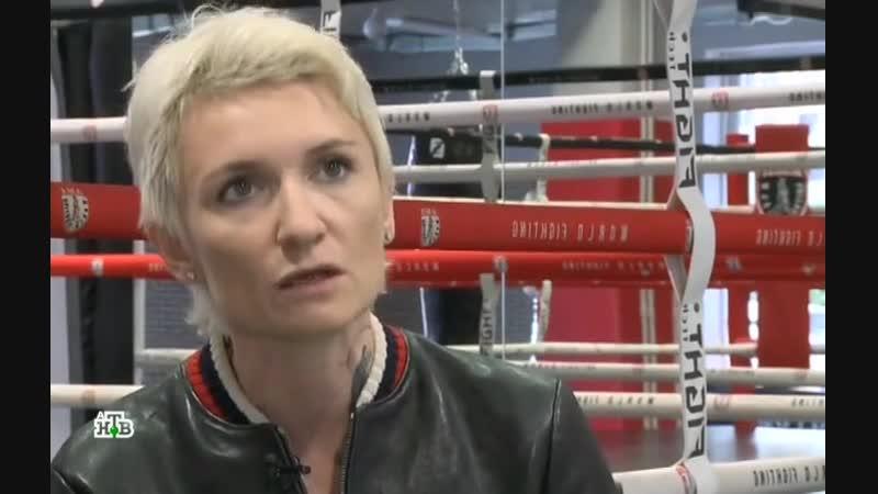 Диана Арбенина в передаче НТВ Однажды - семья - сцена - дети