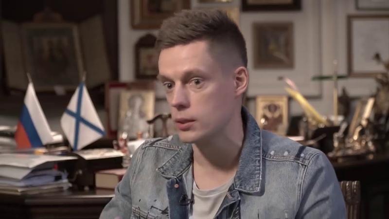 Дудь загнал Михалкова в угол вопросами про Путина - фрагмент интервью у Дудя