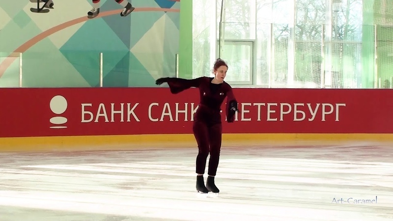 Ольга Щербакова Санкт Петербург 20190309 Ice Adult Master