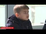 29 октября 2018 на лечение прибыла третья группа детей из Чеченской республики.
