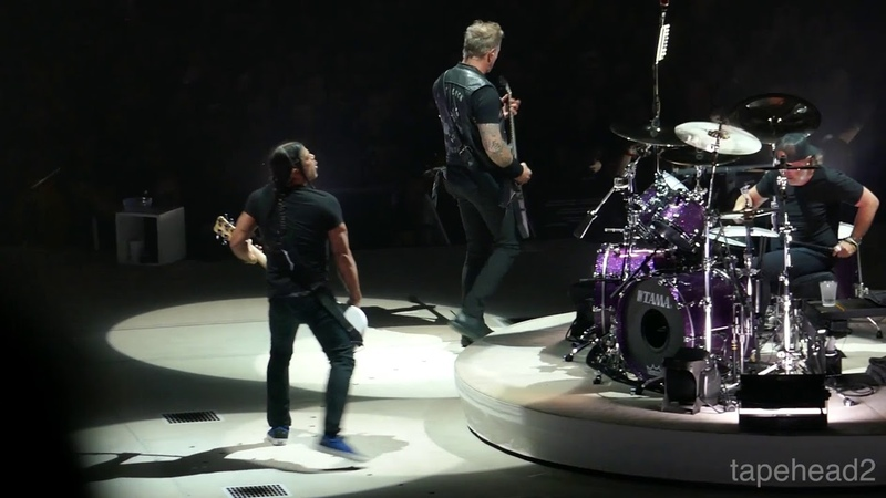 Metallica - Wells Fargo Center, Philadelphia, PA - 102518 - FULL SHOW