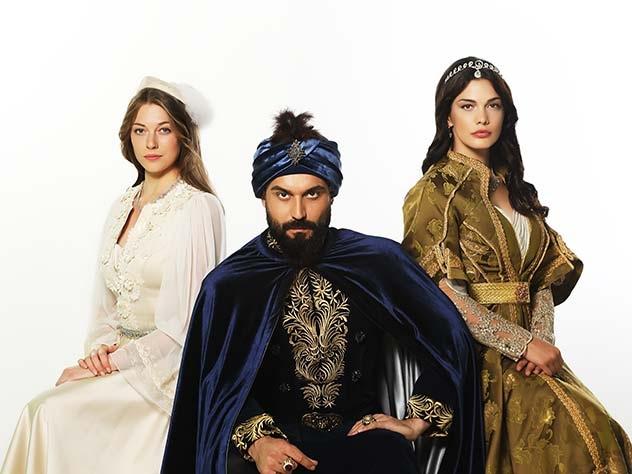 Сериал Султан моего сердца: содержание серий (2019, Первый канал)