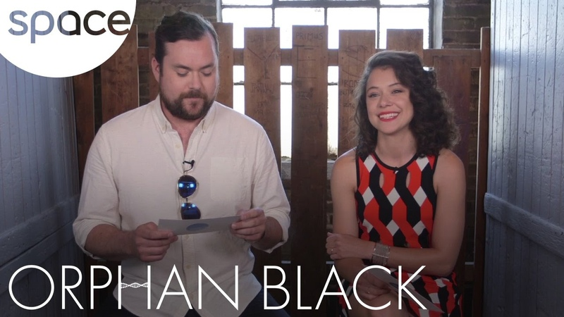 Orphan Black: A Talk of the Clones: Kristian Bruun Interviews Tatiana Maslany 26.10.2016