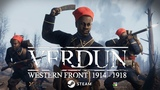 Verdun Free Expansion New Game mode, Map, Weapons and Squad!