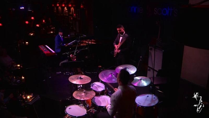 Roberto Fonseca Trio Live at Ronnie Scott's 2017