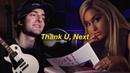 Ariana Grande Thank U, Next (Punk Goes Pop/Rock Cover)