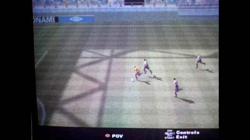 Pro evolution soccer-Ps 2.